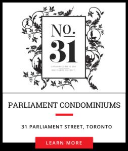 parliament condos